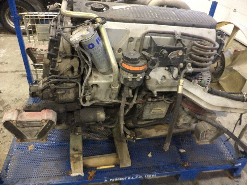 CURSOR 8 engine for IVECO truck