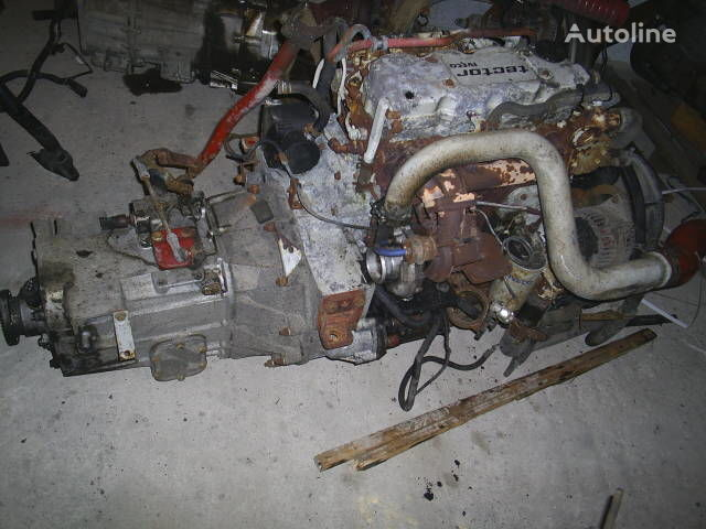 IVECO engine for IVECO EUROCARGO 75E17 truck
