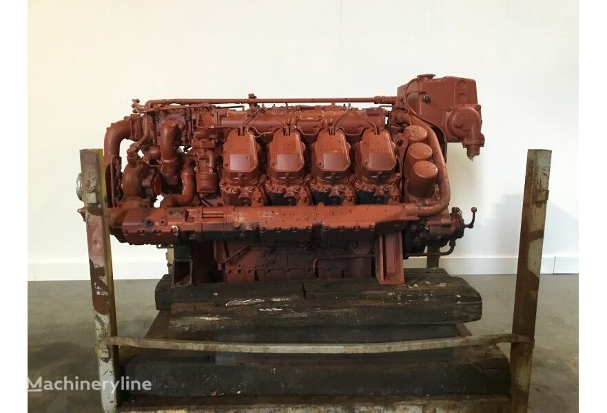 IVECO 2881SRM44 engine for IVECO generator