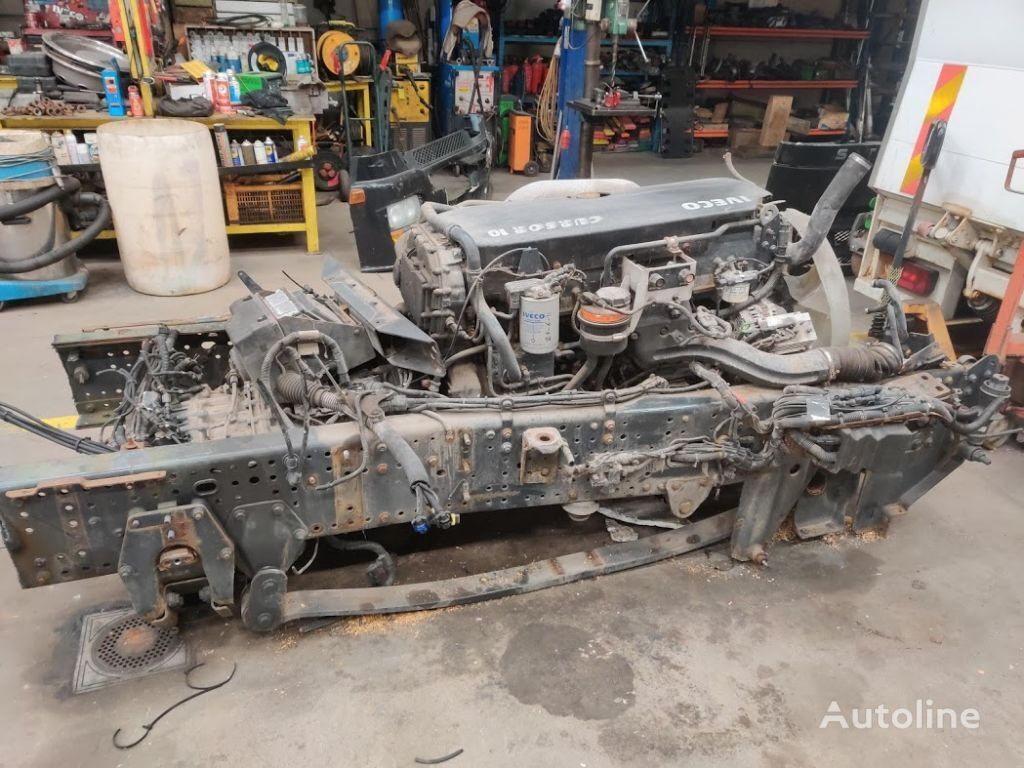 IVECO 420 Stralis 440S42 - Cursor10 F3AE3681D 309 Kw + Gearbox (F3AE3681D Euro4) engine for Iveco truck