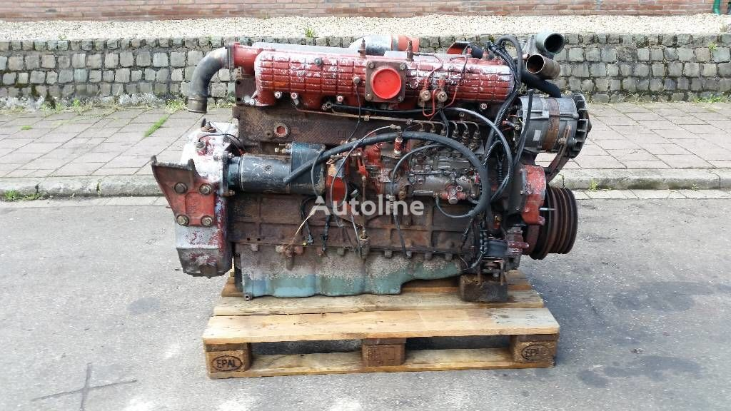 IVECO 8460 engine for tractor unit