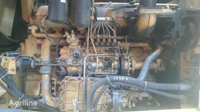 IVECO AIFO8215.42.987 engine for NEW HOLLAND FX38 grain harvester
