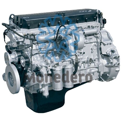 engine for IVECO CURSOR 8, 10 y 13 Euro 3/4/5 truck