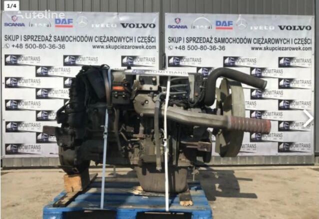 IVECO CURSOR 8, F2BE0681A engine for IVECO STRALIS tractor unit