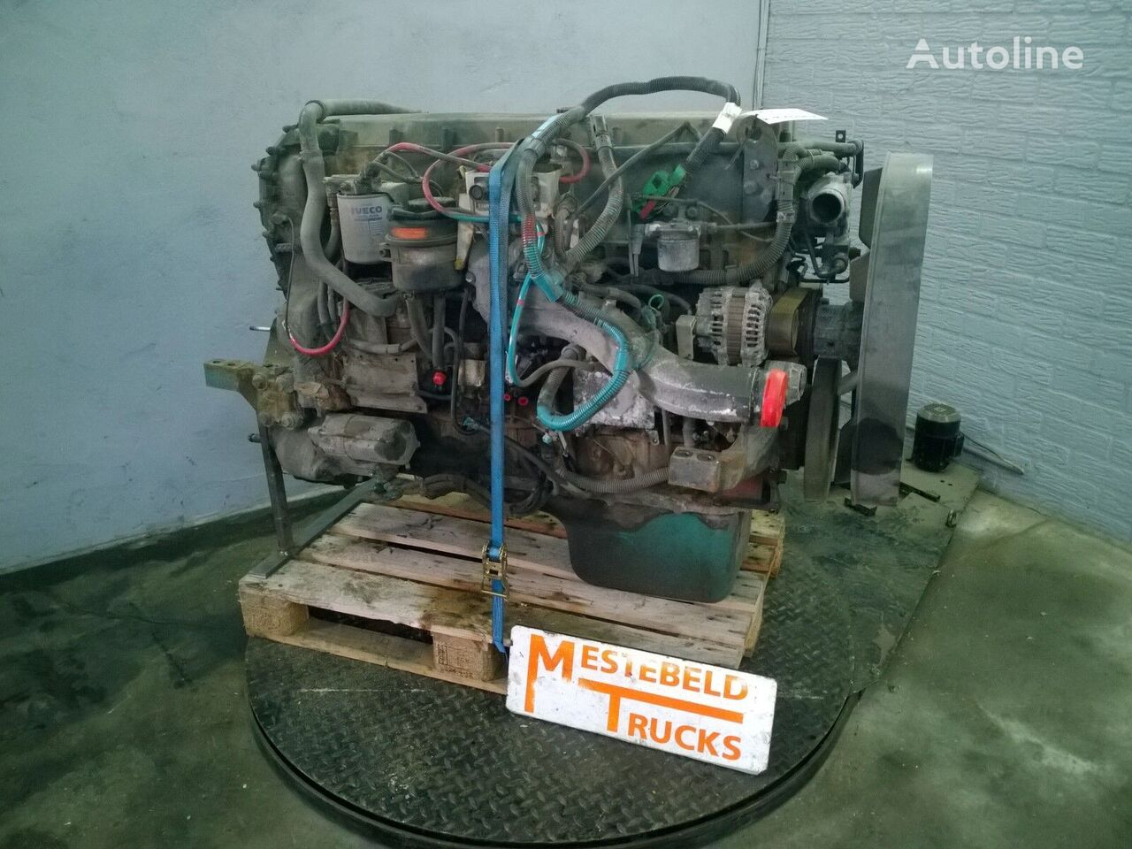 IVECO Cursor 10 engine for IVECO Motor F3AE 0681 B truck