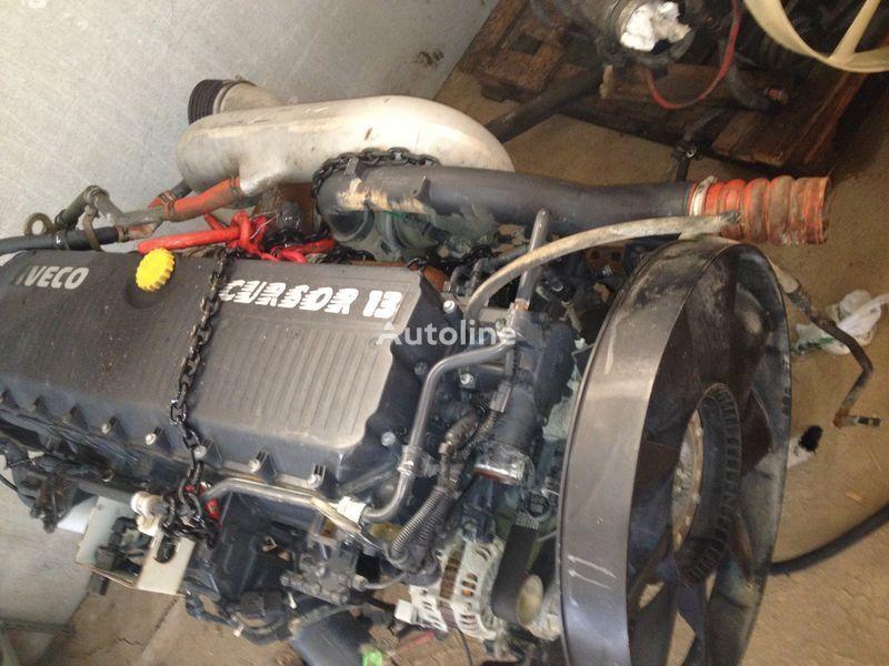 Iveco F3BE0681 E3 von PS 440/480/540 Cursor 13 engine for IVECO Cursor/Stralis/Trakker Euro 3 S44-S48-S54  truck