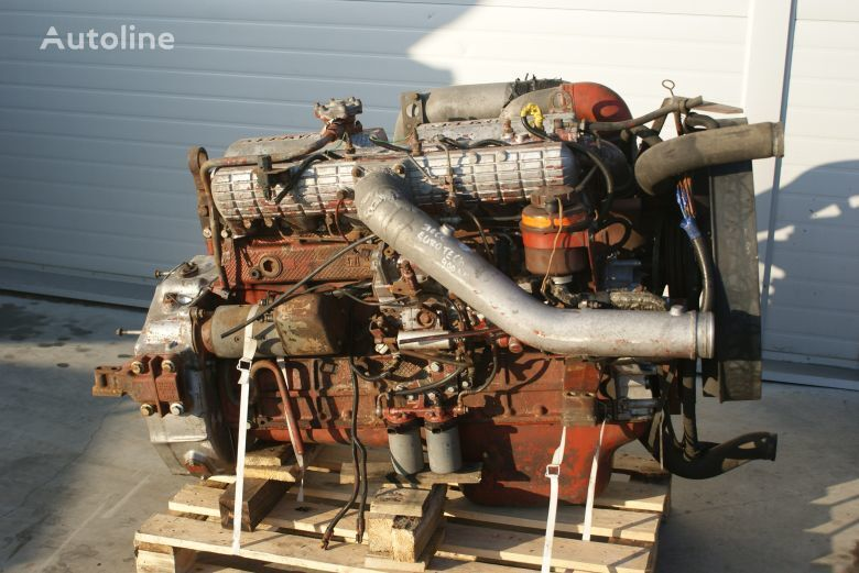 IVECO Eurotech 8460.41N 380 E2 engine for IVECO EuroTech  truck