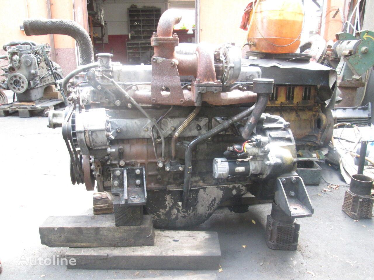 Isuzu 6BG1T engine for wheel loader