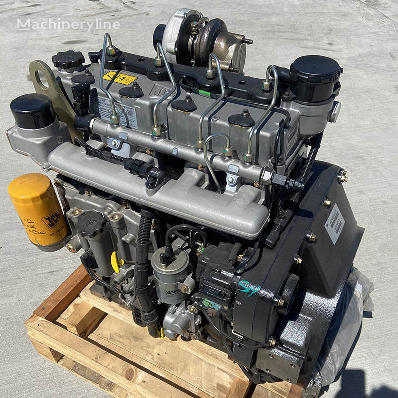 new JCB engine for excavator