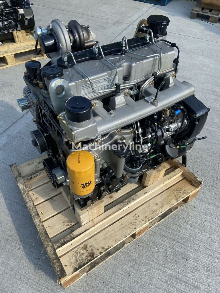 new JCB 444 12V Tier 3 (320/40515) engine for excavator