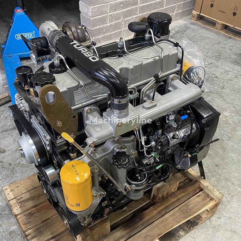 new JCB TIER 3 engine for excavator