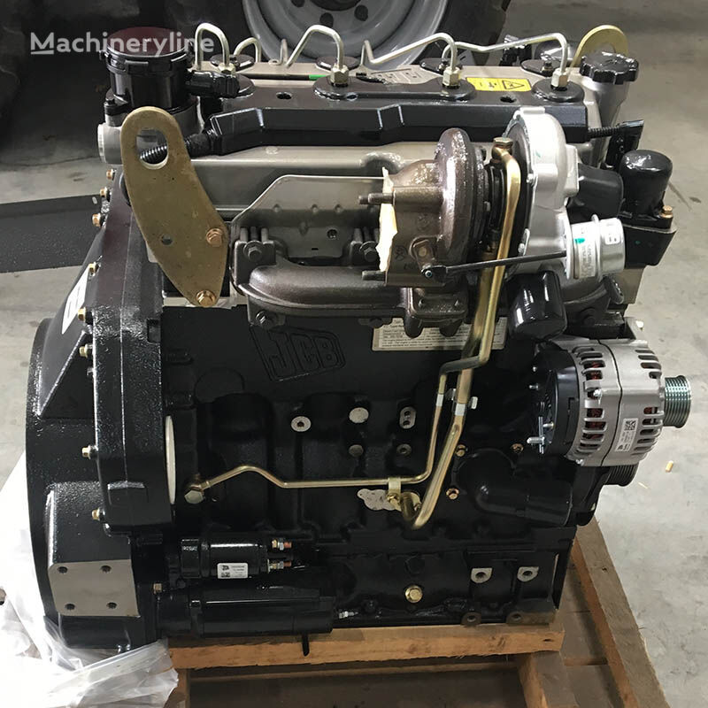 new JCB TIER 3 ENGINE 97KW - ELECTRONIC - 12V engine for wheel loader