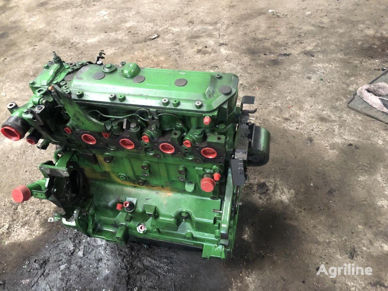 JOHN DEERE engine for tractor