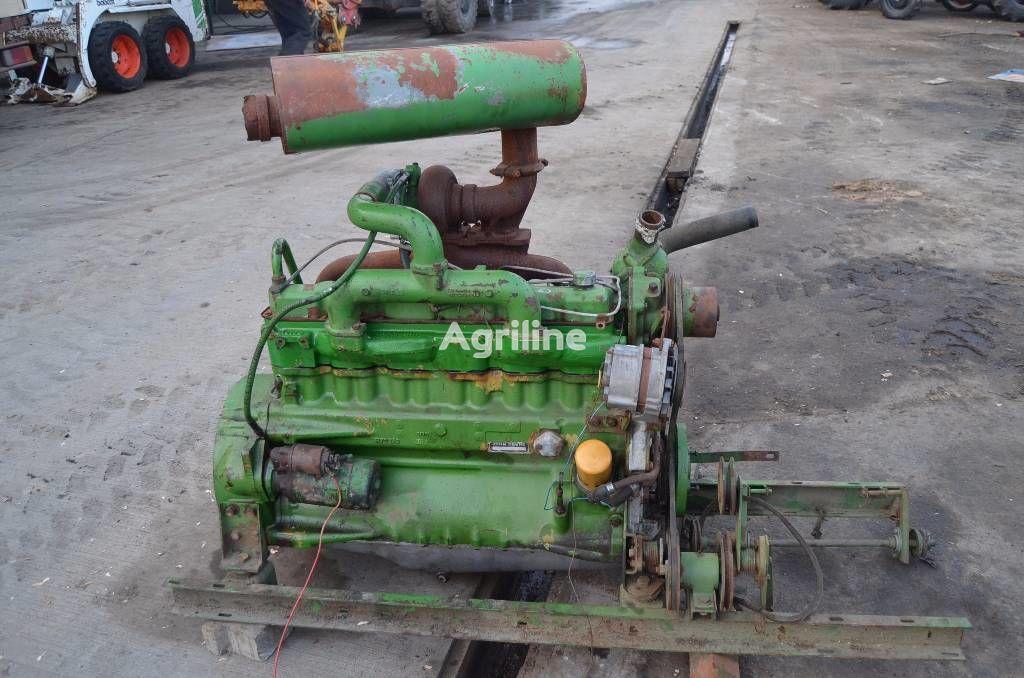 JOHN DEERE engine for JOHN DEERE 3659 TZ tractor