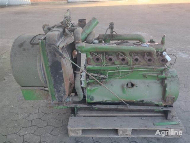 JOHN DEERE 6.329D Defekt for parts engine for JOHN DEERE JD 955 eller 950 tractor