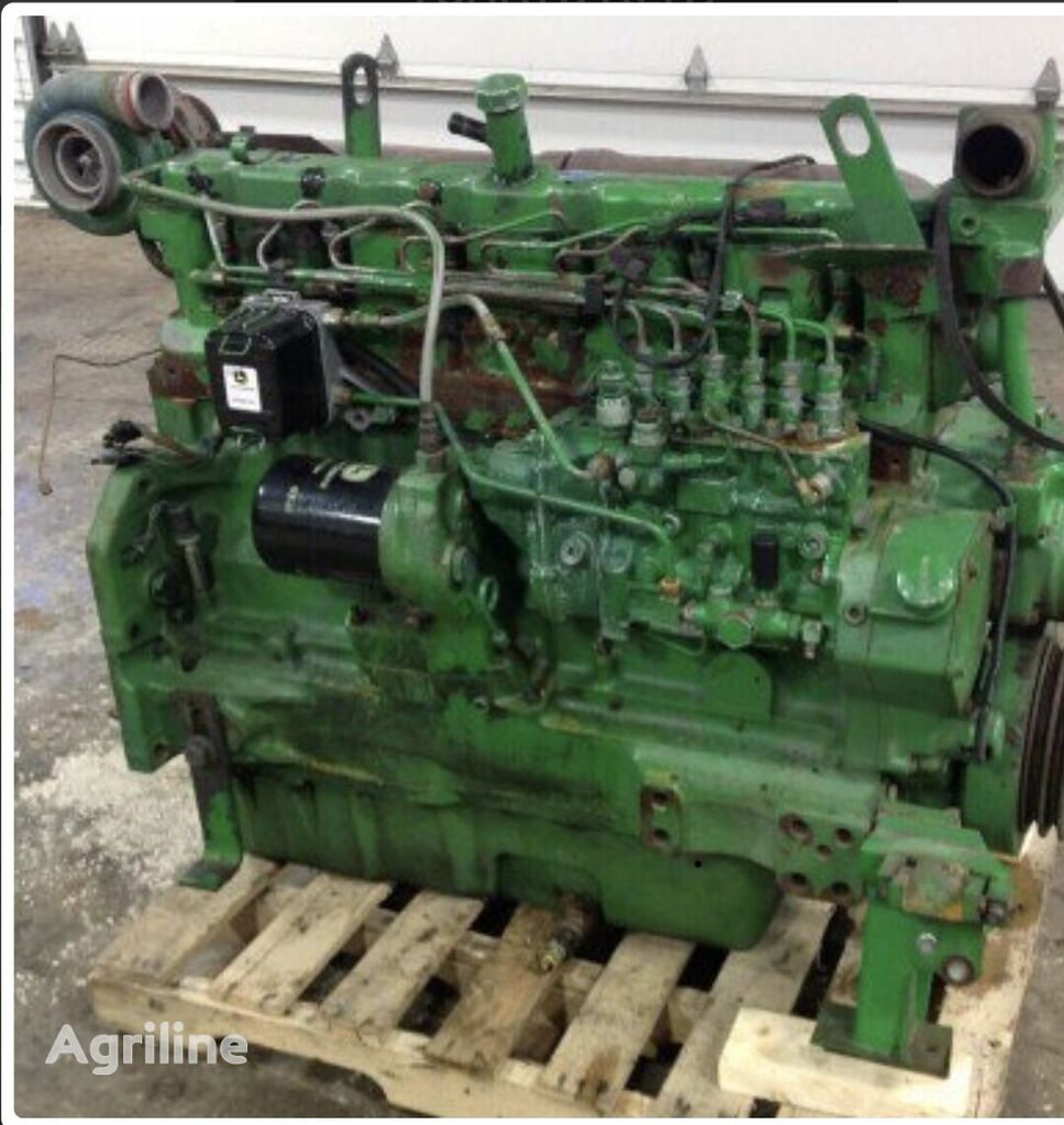 JOHN DEERE 6076 engine for JOHN DEERE 9600 grain harvester