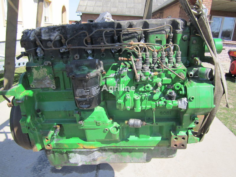 John Deere 6081 Engines For Tractor Sale