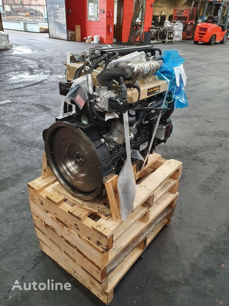 new KOHLER KDI2504TCR/22A engine for JCB