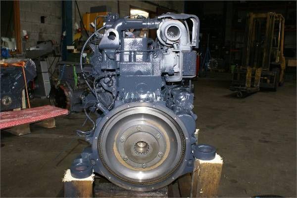 engine for KOMATSU S6D102E bulldozer