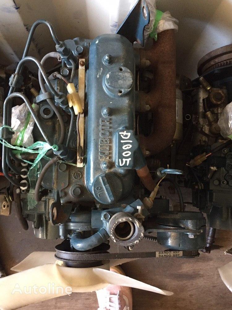 KUBOTA 1005 engine for mini excavator