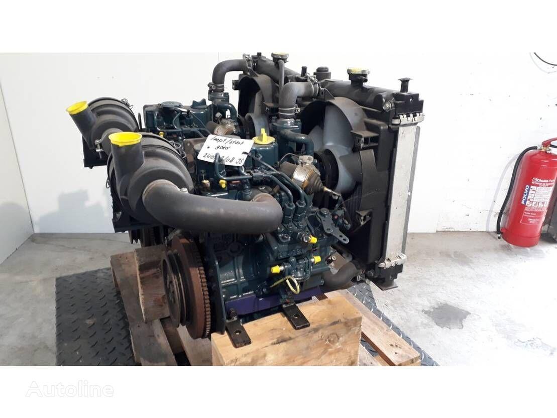 KUBOTA Z482 engine for wheel loader