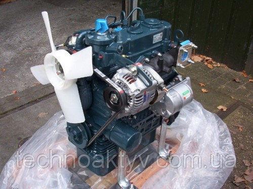 Kubota D (D722/D1703/D902) engine for KUBOTA excavator