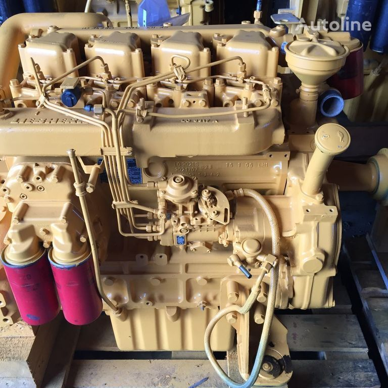 LIEBHERR D924 TE A2 engine for other construction equipment