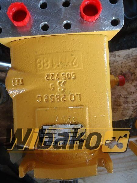 Drive motor Liebherr LMF45 engine for LMF45 other construction equipment