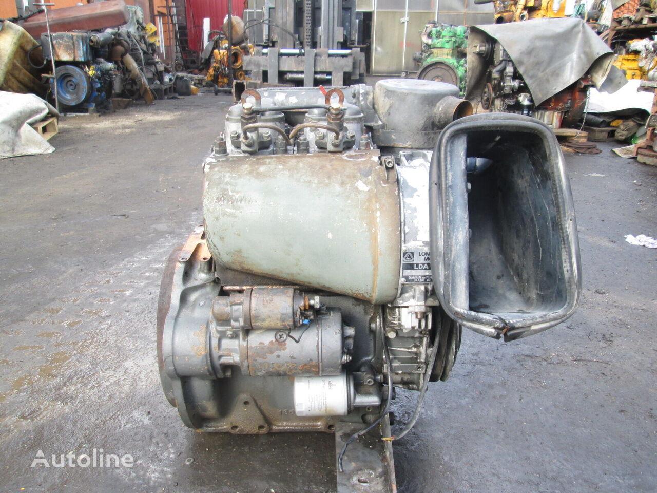 Lombardini  LDA 672 engine for wheel loader