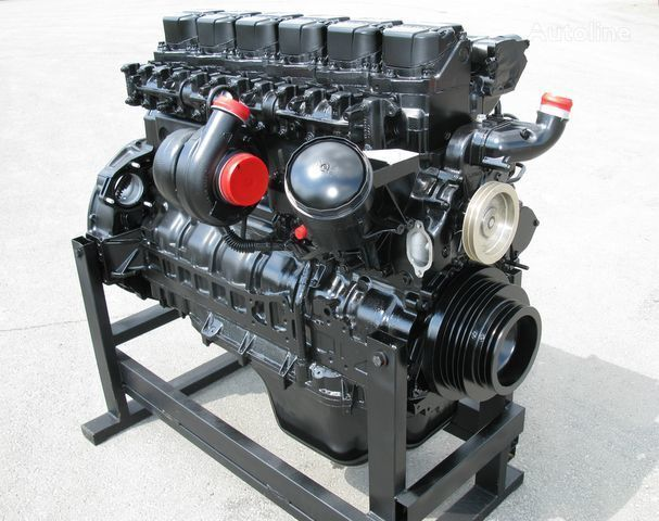 M.A.N. D2866LF engine for MAN ALL VERSIONS truck