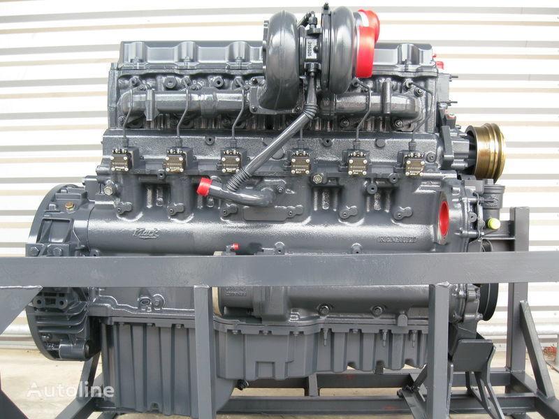 new MACK E TECH engine for SISU E-TECH480 truck