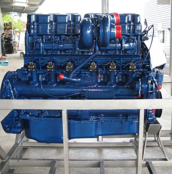 new Mack MAGNUM engine for MACK MAGNUM truck