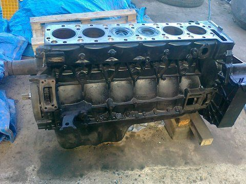 MAN D20 engine for MAN truck