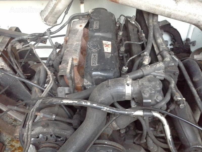 MAN Razborka MAN L2000  M2000 engine for MAN truck