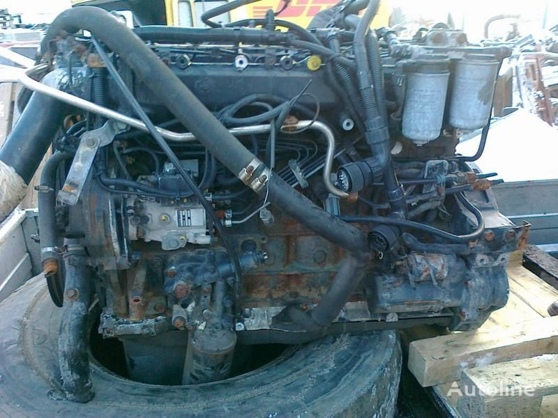 MAN engine for MAN 284 280 KM D0836 netto 12000 zl truck