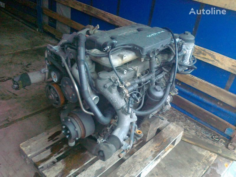 MAN engine for MAN TGL 180 KM CommonRail D0834 netto 19000 truck