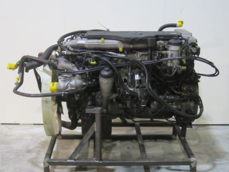 D0836LFL66 - 250 PK - EURO 6 engine for MAN tractor unit