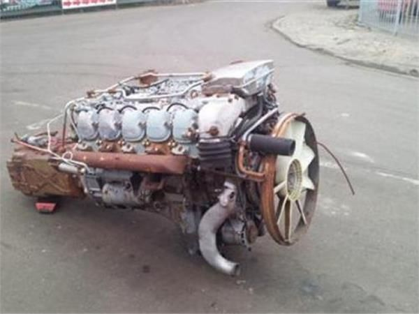 engine for MAN 26.320 truck