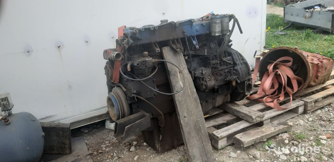 MAN 372 d2866 engine for tractor unit