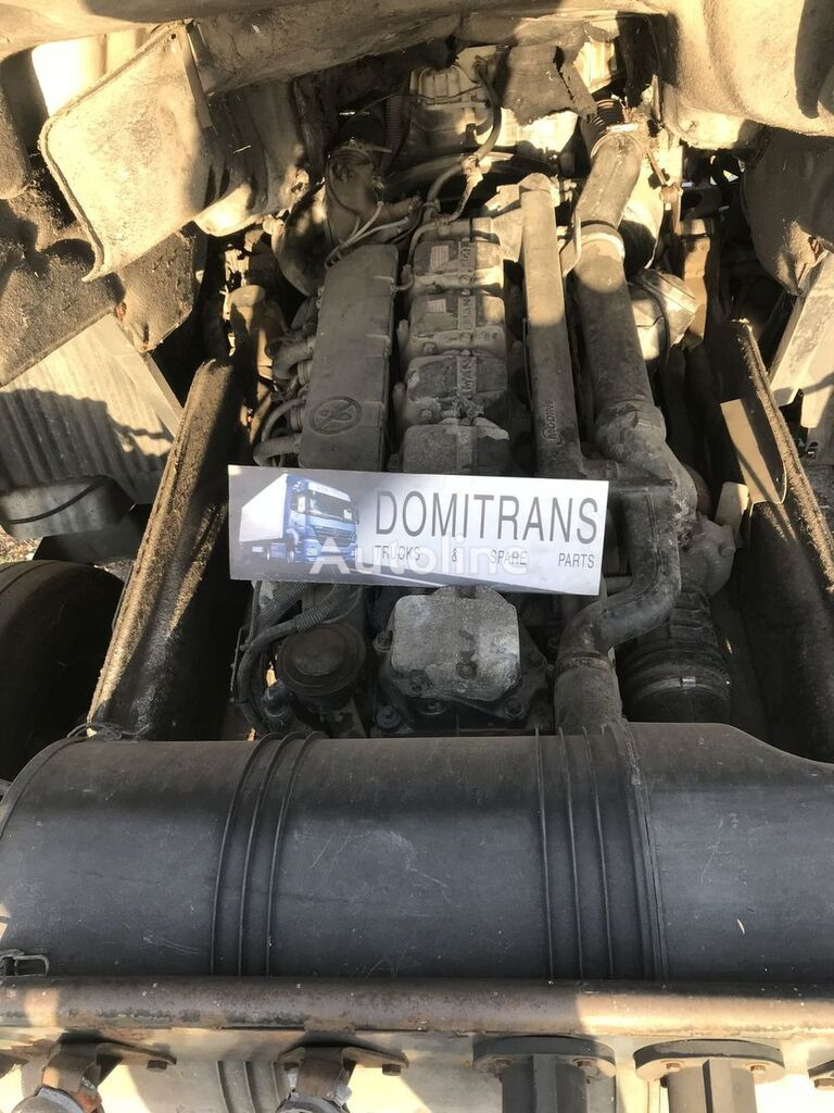 MAN 410 KM D2866 engine for MAN LF32 tractor unit