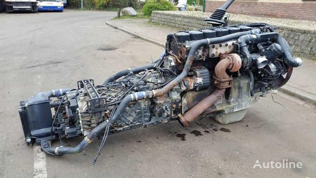 MAN 414 engine for MAN 414 tractor unit