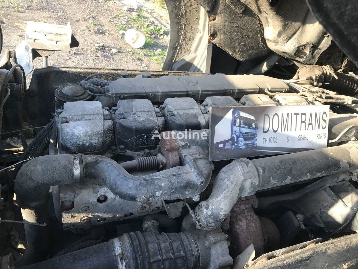 MAN 460 KM D2876 LF04 engine for MAN tractor unit