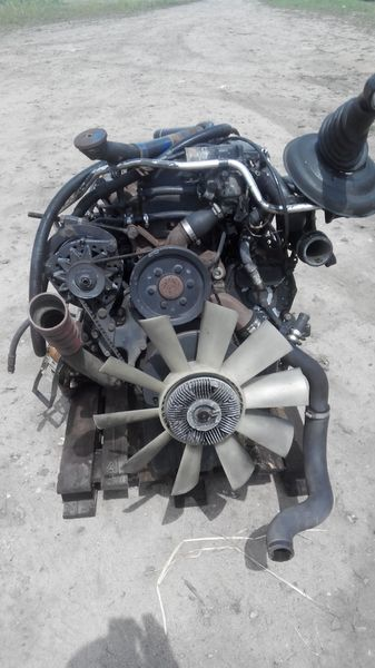 MAN D0824 LFL09 engine for MAN 8.153 truck