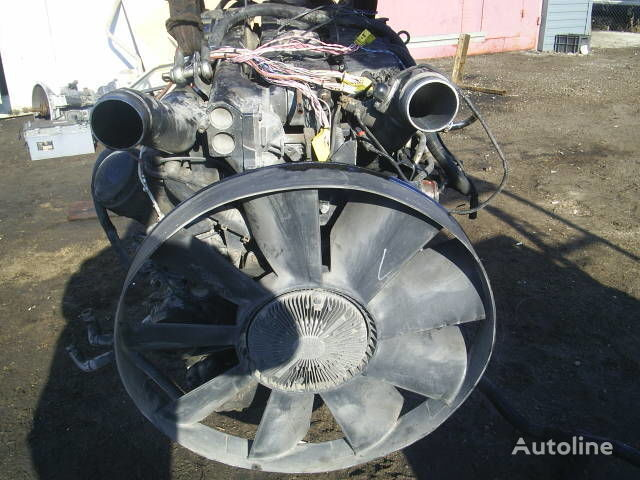 MAN D 2876 engine for MAN 18.483 TGA truck