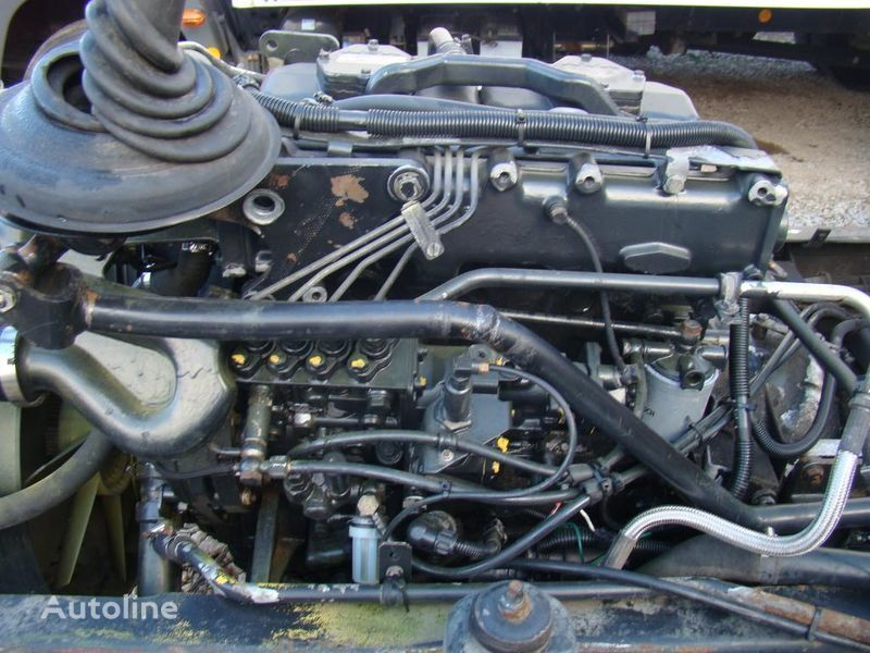 MAN D0824 engine for truck