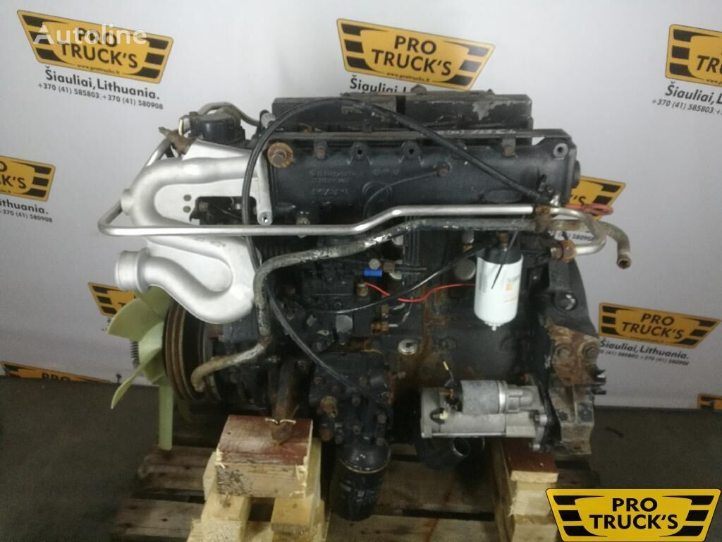 MAN D0824 LFL09 160AG engine for truck