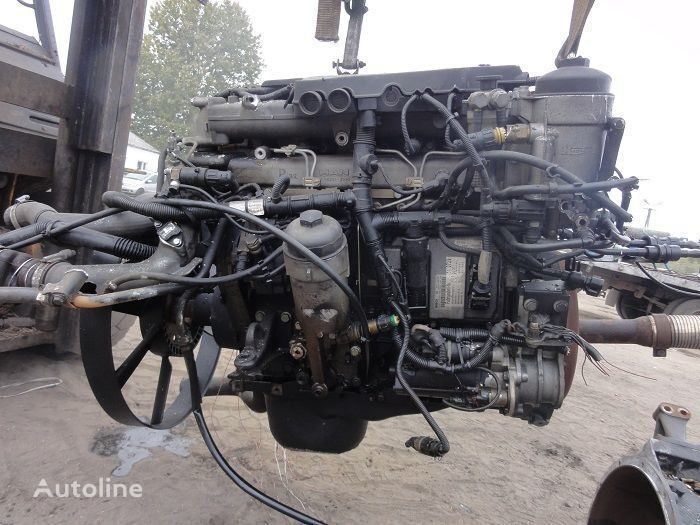 MAN D0834 engine for MAN truck