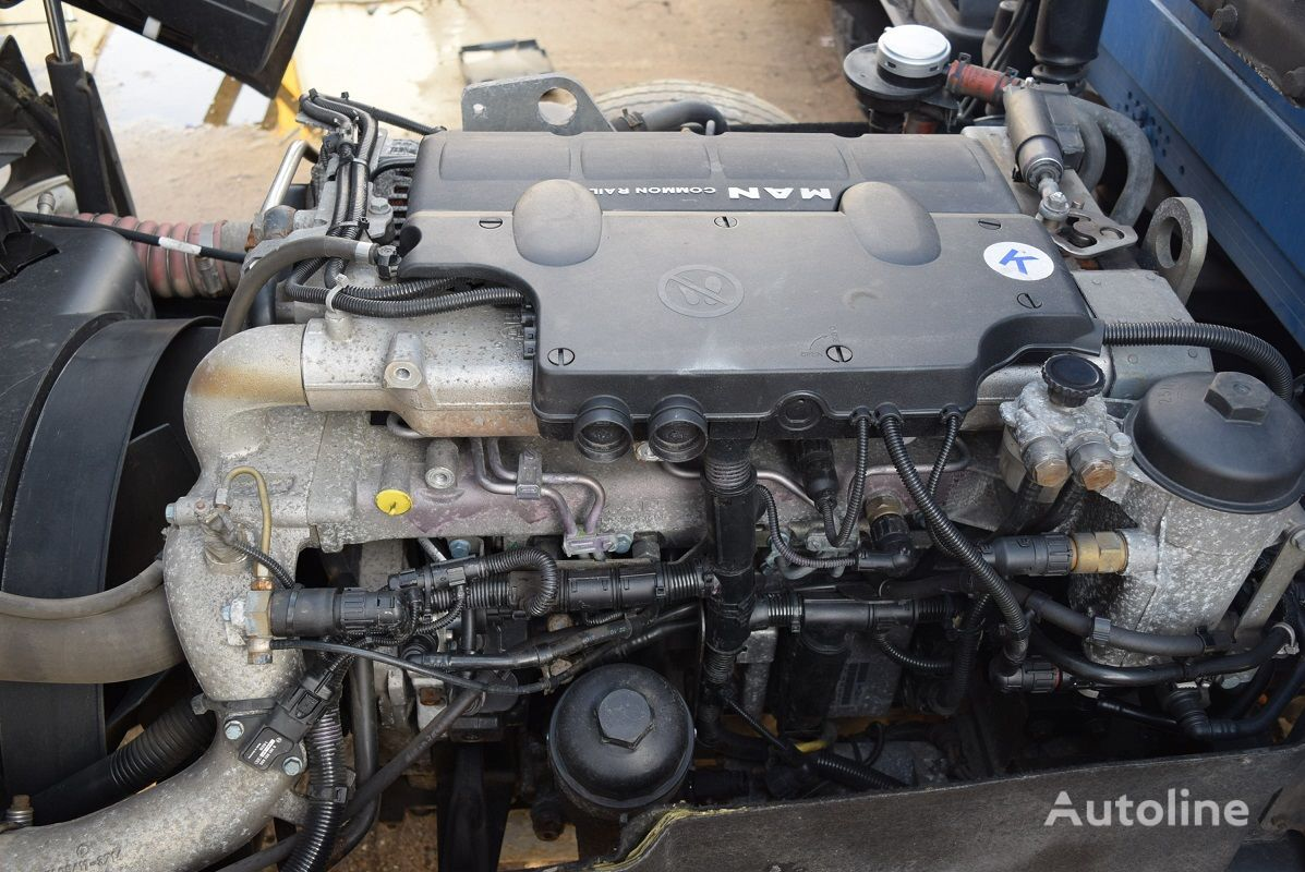 MAN D0834 LFL64 engine for MAN TGL truck