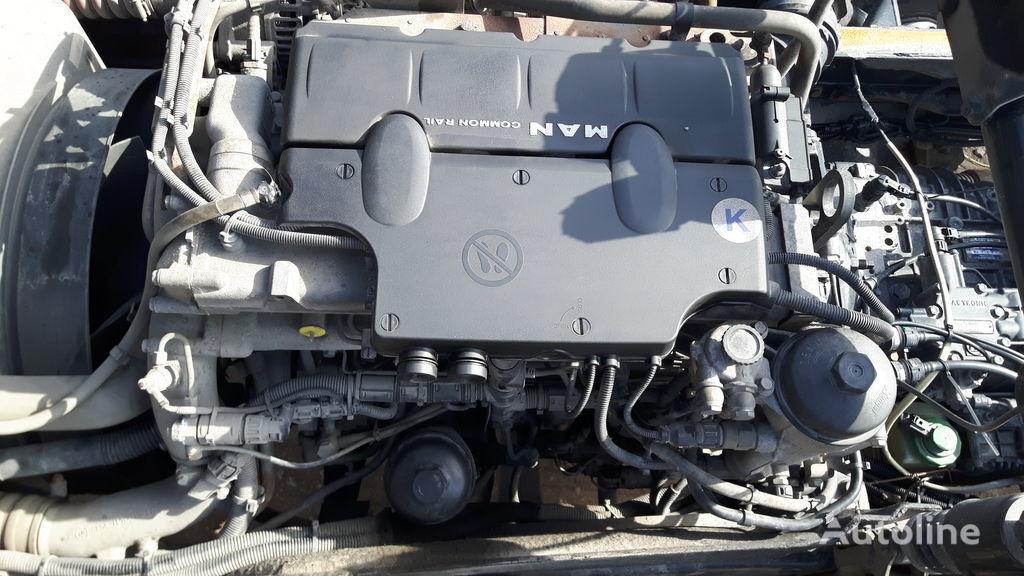MAN D0834LFL55 210 E4 engine for MAN TGL truck