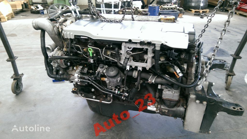 MAN D20 E3 Euro3 engine for MAN TGS TGX truck